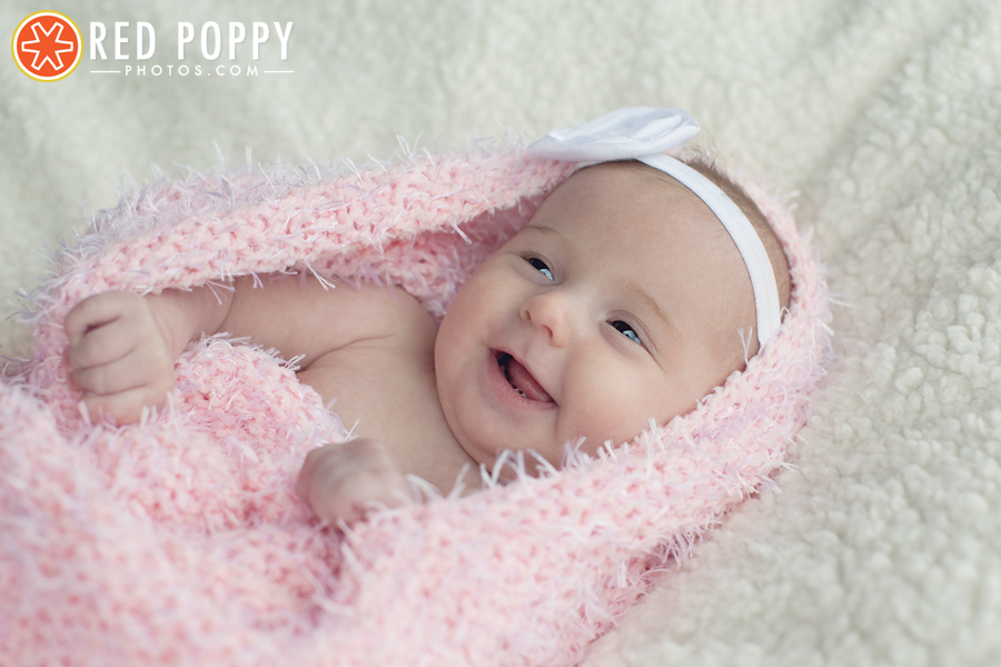 Red Poppy Photos by Stacy Thiot | Oregon Baby Photographer