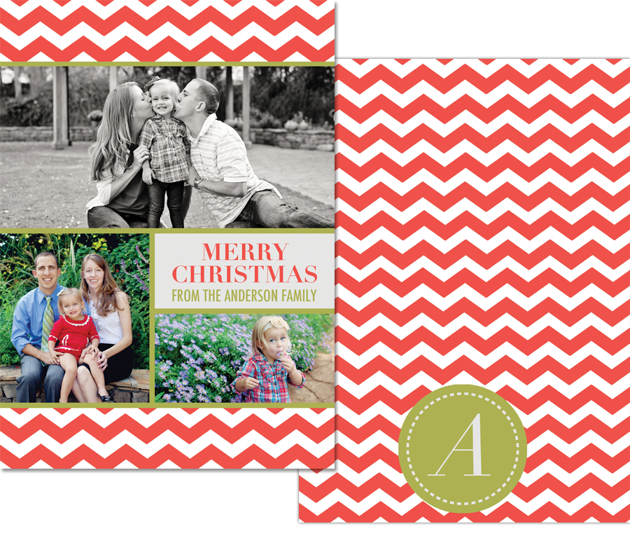 2012 Custom Holiday Card Designs » red poppy photography | by ...